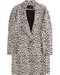 Steffen Schraut Fashionista Leopard Print Coat - Lyst