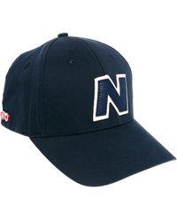New Balance - Yankie Cap in Navy - Lyst