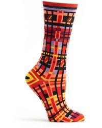 Ozone Socks Mondrian Tribe Socks - Lyst