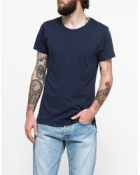 Need Supply Co. Mercer Tee In Midnight Blue - Lyst