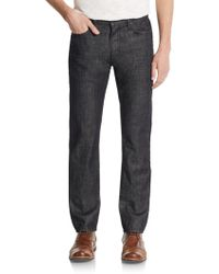 Vince Rhodes Slim-Straight Jeans - Lyst