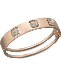 Swarovski Tactic Bangle - Lyst