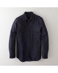 Steven Alan Double Pocket Shirt Jacket - Lyst