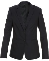 The Row Oberon 2 Button Jacket - Lyst