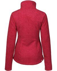 Bench - Nomenclature Zip Thru Hooded Fleece - Lyst