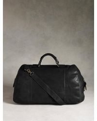 John Varvatos London Duffle - Lyst