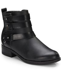 Dv By Dolce Vita Lanni Ankle Boots - Lyst