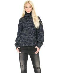 Acne Studios Dedicate Turtleneck Sweater  - Lyst