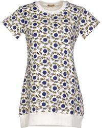 Peter Jensen Short Dress - Lyst