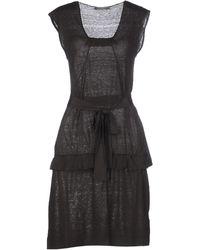 Paolo Pecora - Knee-length Dress - Lyst