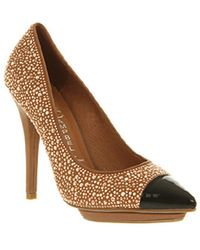 Jeffrey Campbell Bullet 2 High Heel - Lyst