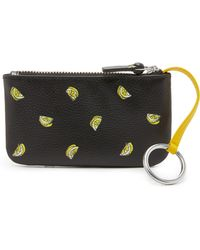 Marc By Marc Jacobs - Fruit Key Pouch - Off White Cherry Print - Lyst
