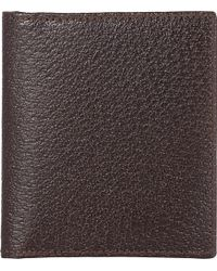 Barneys New York Britain Folding Card Case - Lyst