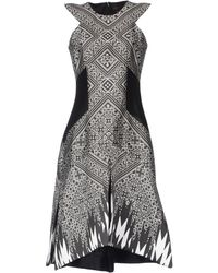 Bibhu Mohapatra 34 Length Dress - Lyst
