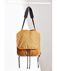 BDG - Xl Flap Army Tote Pack - Lyst