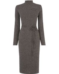 Oasis | Ribbed Tube Dress | Lyst