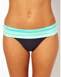Freya Samba Fold Brief - Lyst