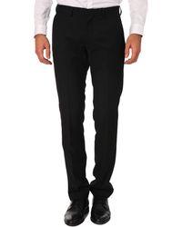 Celio Club Bali Black Suit Trousers - Lyst