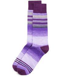 Bloomingdale's - Polka Dot Socks - Lyst