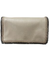 Stella McCartney Falabella Crossbody white - Lyst