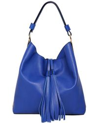 Marni Leather Bucket Bag With Metal Details - Lyst