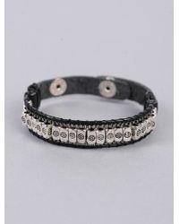 Nakamol Single Beaded Wrap Bracelet - Lyst