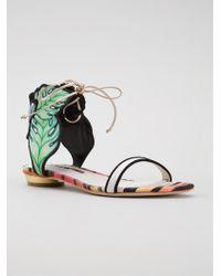 Sophia Webster Rousseau Jungle Sandals - Lyst