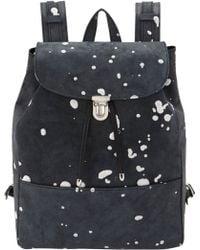 Illesteva | Paintspattered Charlie Backpack | Lyst