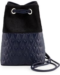 Reece Hudson Bowery Small Bucket Bag - Lyst