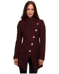 Vivienne Westwood Anglomania Red State Coat - Lyst