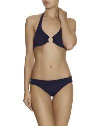 Melissa Odabash Brussels Halterneck Bikini Top - Lyst