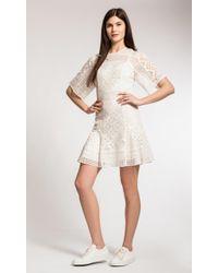Temperley London Mini Marine Dress - Lyst