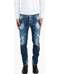 DSquared² Cool Guy Jeans blue - Lyst
