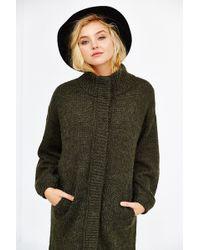 Kimchi Blue - Snowball Sweater Coat - Lyst