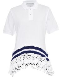 Michaela Buerger - Miss Wimbledon Polo Shirt - Lyst