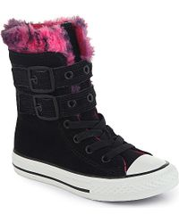 Converse All Star Glendale High-top Trainers - Lyst