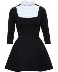 Natasha Zinko Stretch Jersey Dress - Lyst