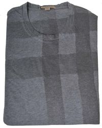 Burberry Brit Cotton Tshirt - Lyst
