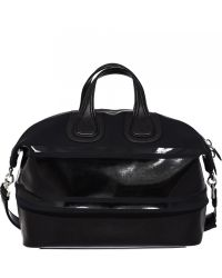 Givenchy | Nightingale Leather Shoulder Bag  | Lyst