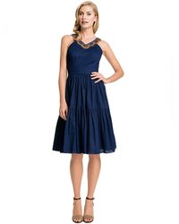 Cynthia Steffe Jett Dress - Lyst