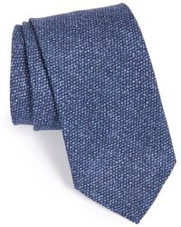 Maker & Company - Solid Cotton & Silk Tie - Lyst