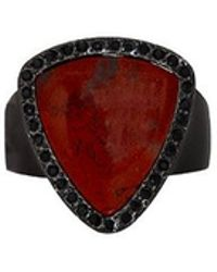 House Of Harlow 1960 Band Ring - Lyst