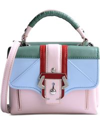 Paula Cademartori Small Leather Bag - Lyst