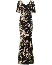 Dolce & Gabbana Almond Blossom Gown - Lyst