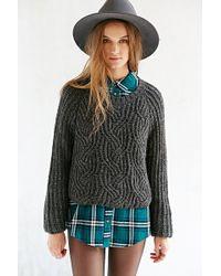 Kimchi Blue - Bella Pullover Sweater - Lyst