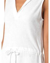 Orlebar Brown - Sanremo Towelling Dress - Lyst