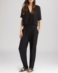 Sandro Jumpsuit - Perfect - Lyst