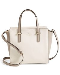 Kate Spade 'Cedar Street - Small Hayden' Leather Satchel - Lyst