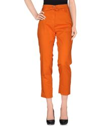 Myths Casual Trouser - Lyst