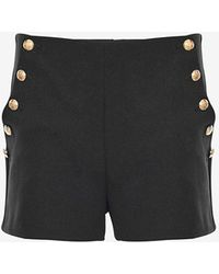 Exclusive For Intermix | Andrea Military Shorts | Lyst